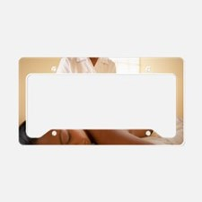 Acupuncture License Plate Holder
