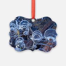 Methane bubbles Ornament