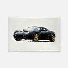 Cool Lotus cars Rectangle Magnet