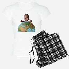 Adoption,conceptual image Pajamas