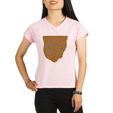 Map of Mesopotamia Performance Dry T-Shirt