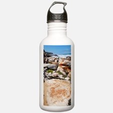 Manganese oxide, dendr Water Bottle