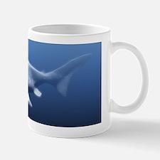 Megalodon prehistoric shark Mug