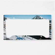McMurdo Station, Antarctica License Plate Holder