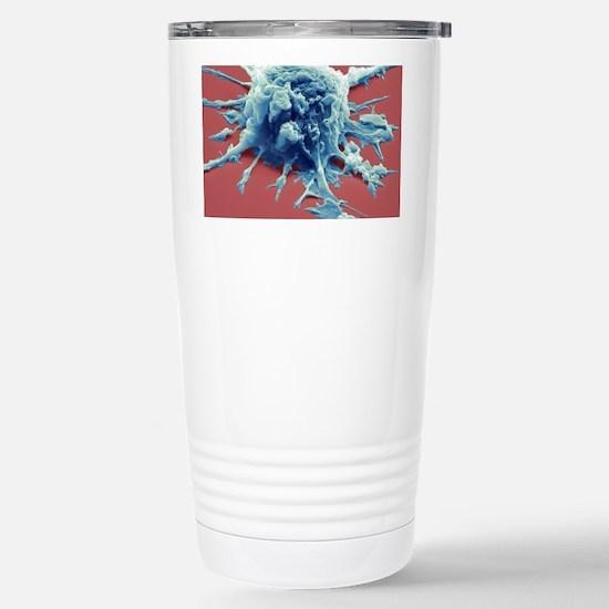 Macrophage, SEM Stainless Steel Travel Mug