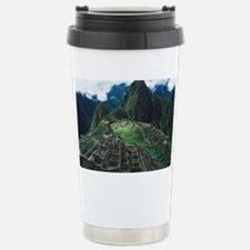 Machu Picchu Stainless Steel Travel Mug