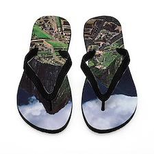 Machu Picchu Flip Flops