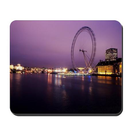 London landscape Mousepad