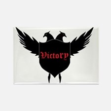 Victory Arms Logo Rectangle Magnet