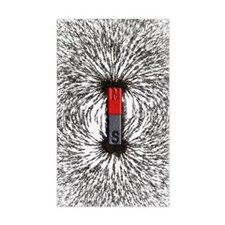 Magnetic field Decal