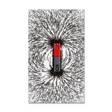 Magnetic field Rectangle Car Magnet