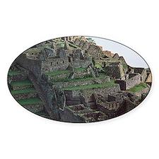 Machu Picchu Decal