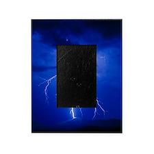 Lightning in Arizona Picture Frame