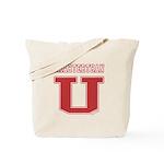 Smarterthan U. Tote Bag