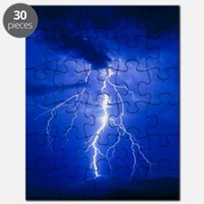 Lightning in Arizona Puzzle