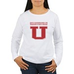 Smarterthan U. Women's Long Sleeve T-Shirt