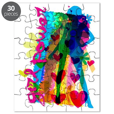 GirlPower Puzzle