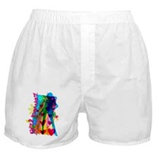 GirlPower Boxer Shorts