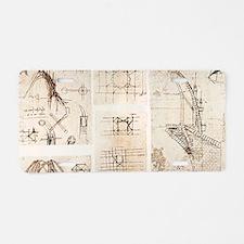 Leonardo's designs for Mila Aluminum License Plate