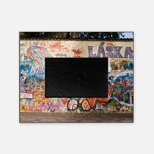 Lennon Wall, Prague Picture Frame