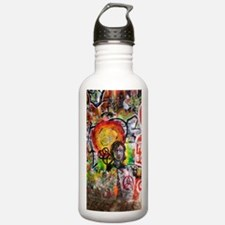 Lennon Wall, Prague Water Bottle