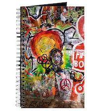 Lennon Wall, Prague Journal