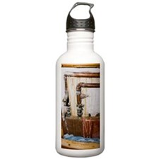 Leaking water pipes Water Bottle