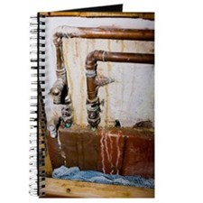 Leaking water pipes Journal