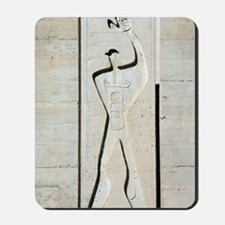 Le Corbusier design Mousepad