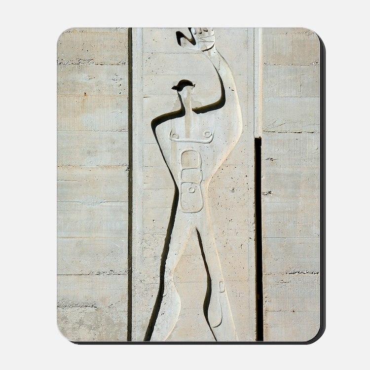 Le Corbusier design Mousepad