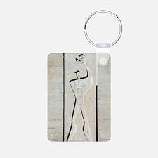 Le Corbusier design Keychains