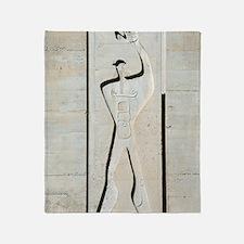 Le Corbusier design Throw Blanket