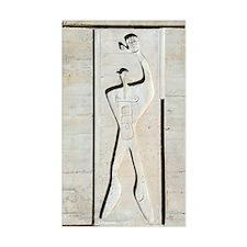 Le Corbusier design Decal
