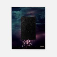 Lightning over Sterling, Colorado Picture Frame