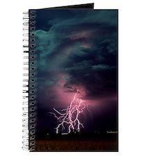 Lightning over Sterling, Colorado Journal