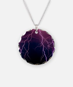 Lightning in Rincon Mountain Necklace