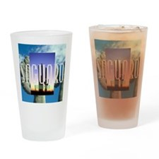 saguaro1 Drinking Glass