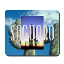 saguaro1 Mousepad