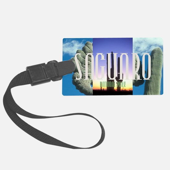 saguaro1 Luggage Tag