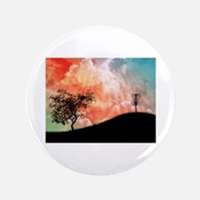 """Basket On A Hill 3.5"""" Button"""