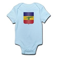 DUI - 3rd Squadron - 73rd Cavalry Regt Infant Body