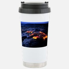 Lava flow Travel Mug