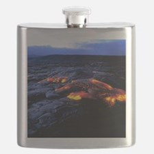 Lava flow Flask