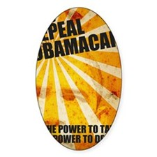 Fight To Repeal Obamacare Decal