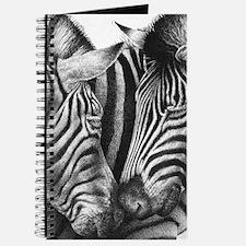 Zebra 3G Phone Case Journal