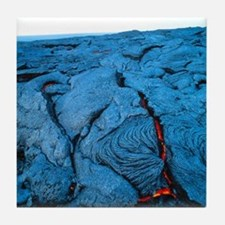 Lava flow Tile Coaster