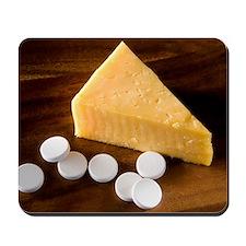 Lactase enzyme tablets Mousepad