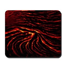 Lava flow Mousepad