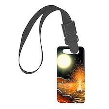 Kepler-10b exoplanet, artwork Luggage Tag
