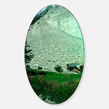 Landslide Decal